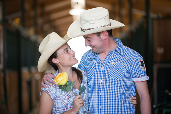 engagement session western | love folio-02