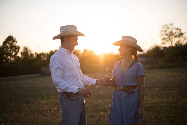 engagement session western | love folio-10