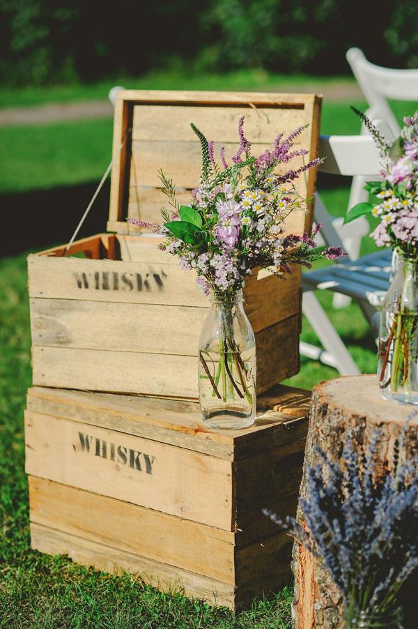 Matrimonio Country Chic Idee : Idee per la cerimonia all aperto