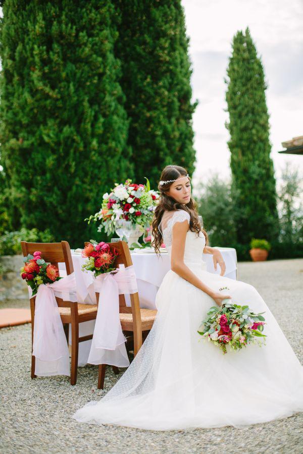 matrimonio autunnale a Villa Curina Resort