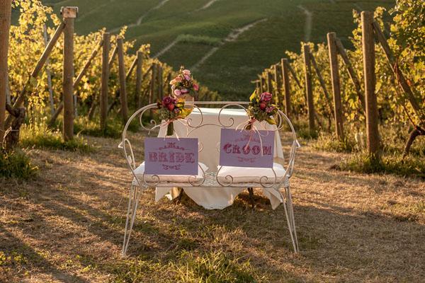 Matrimonio In Vigna Piemonte : Un matrimonio fai da te in vigna eleonora e andrea