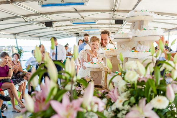 matrimonio in traghetto a venezia | luca faz-24