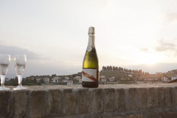 matrimonio romantico bianco e fucsia San Benedetto del Tronto | francescafrancesca-16