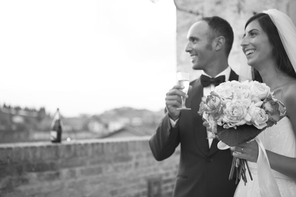 matrimonio romantico bianco e fucsia San Benedetto del Tronto | francescafrancesca-17