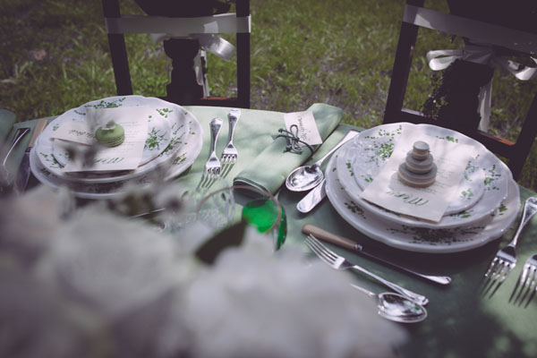 matrimonio romantico in bianco e verde | honey and cinnamon wedding planner-15