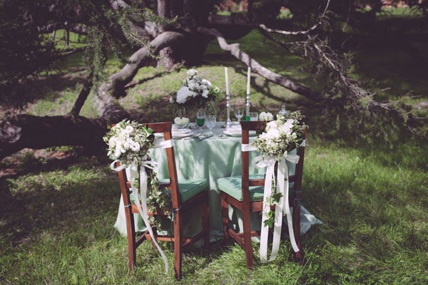 matrimonio romantico in bianco e verde | honey and cinnamon wedding planner-17