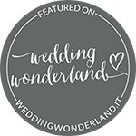Featured on Wedding Wonderland
