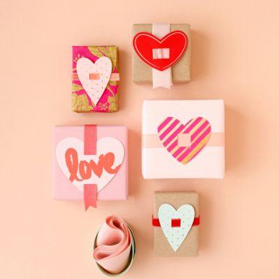 DIY: A forma di cuore per San Valentino