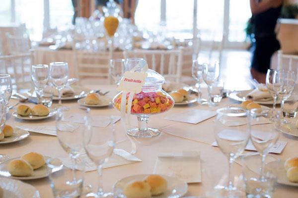 Centrotavola Matrimonio Tema Dolci : Matrimonio a tema caramelle