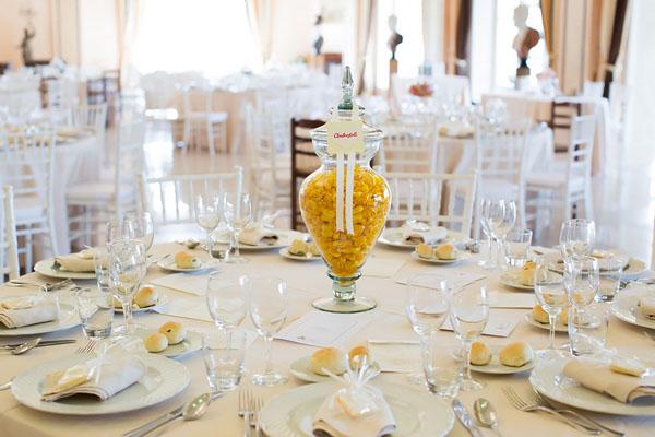 Matrimonio Tema Invernal : Matrimonio a tema caramelle