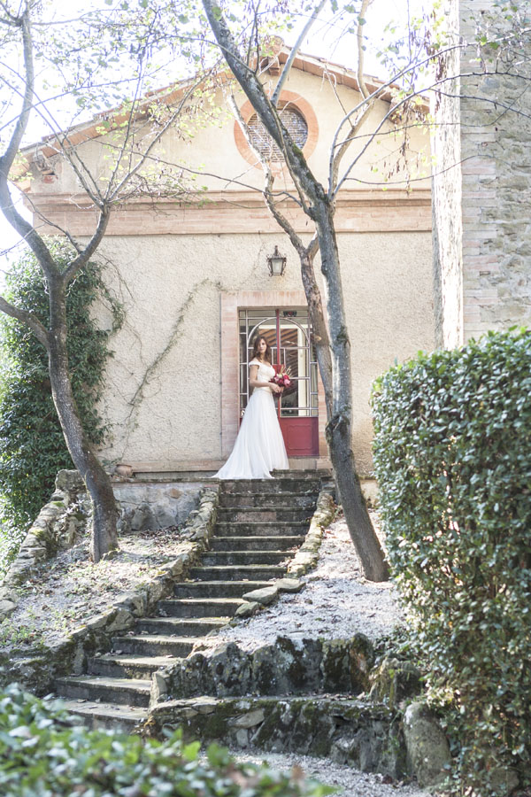 matrimonio autunnale a Country House Villa Poggiolo