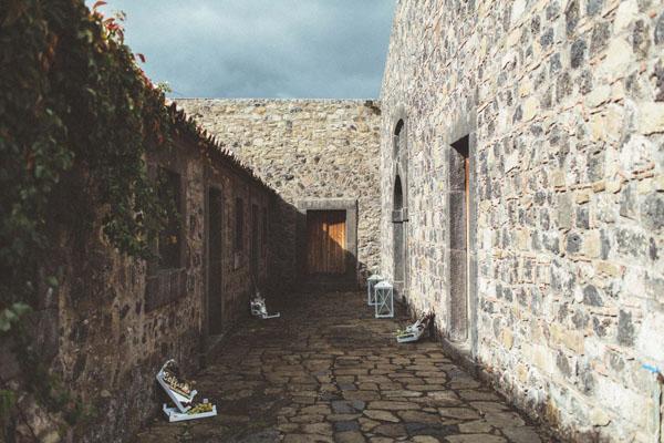 matrimonio al castello di nelson, bronte