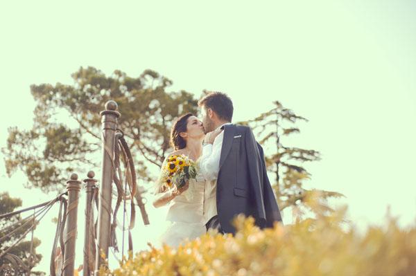 Matrimonio Girasoli Quadro : Matrimonio country chic con girasoli e limoni