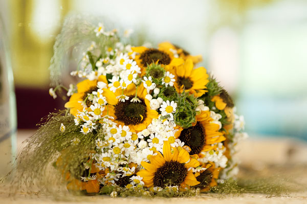 Matrimonio Country Chic Girasoli : Matrimonio country chic con girasoli e limoni