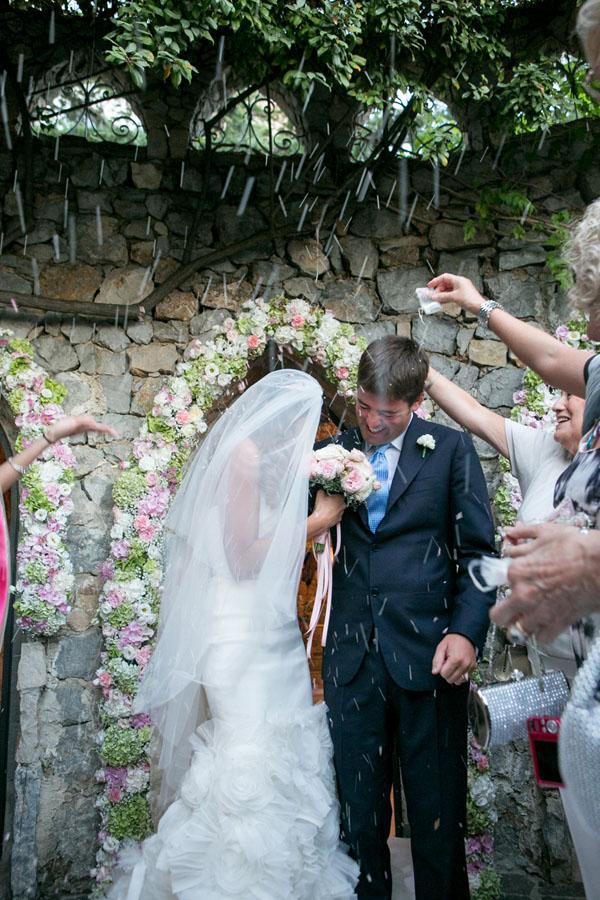 un matrimonio ispirato al tè ad amalfi