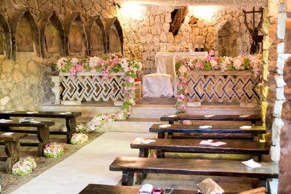 cappella del cristo re, amalfi