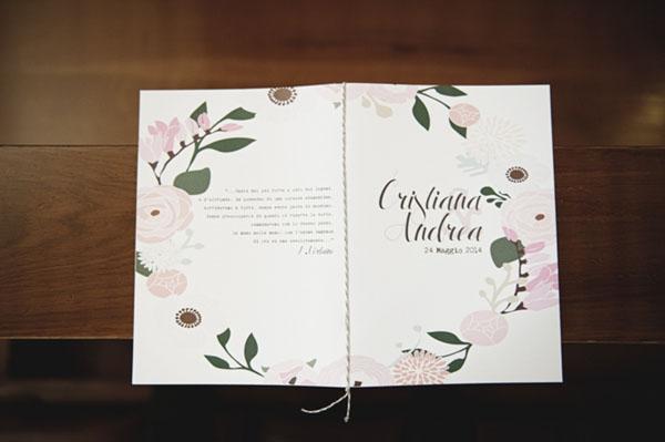 libretto messa a fiori