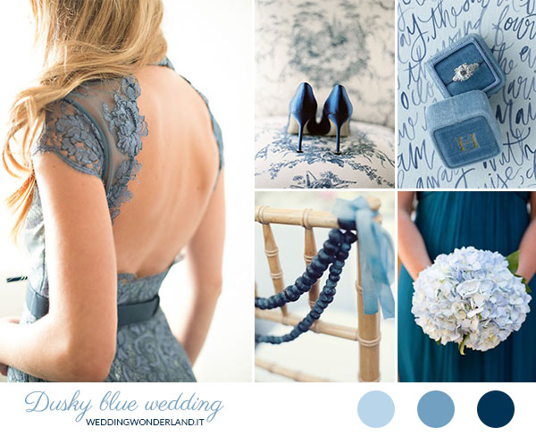 matrimono carta da zucchero e blu navy | wedding wonderland