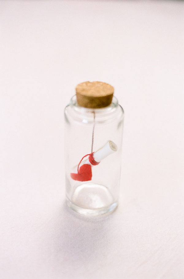 messaggi in bottiglia fai da te