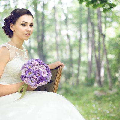 Inspiration shoot: Una sposa vintage