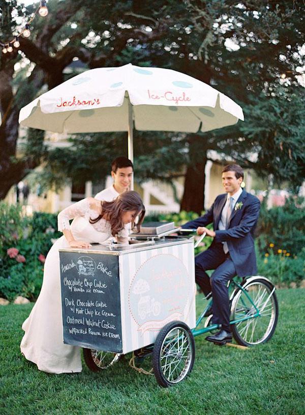 wedding food truck | carrello dei gelati |intrattenimento matrimonio