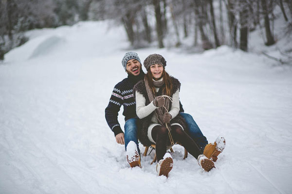 engagement session sulla neve | andrea calvano-16