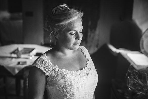 sposa in abito cymbeline in pizzo