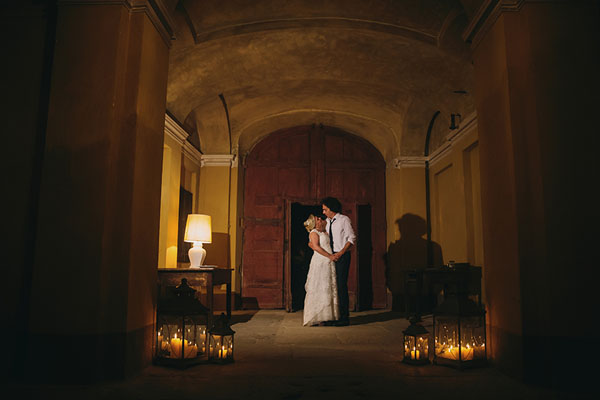 matrimonio a B&B Castello di San Sebastiano Po