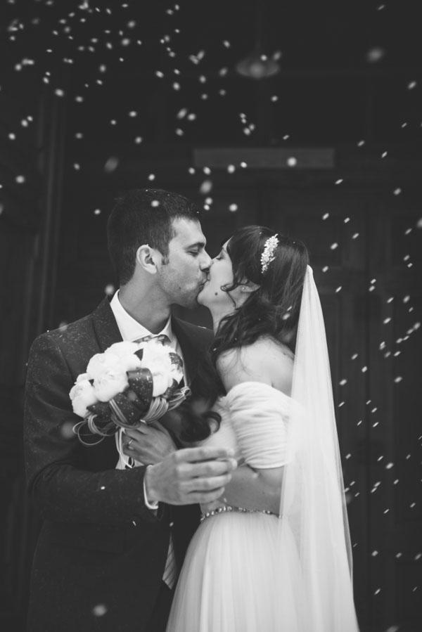 Matrimonio In Bianco : Un matrimonio tutto bianco e una sposa in jenny packham