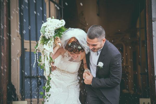 Un matrimonio hippy chic