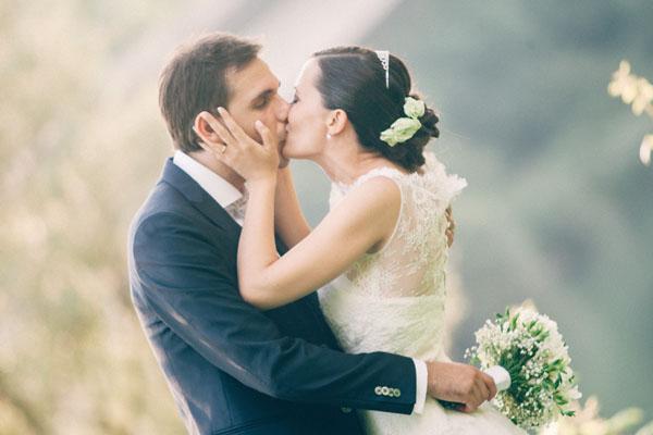 Un matrimonio ispirato al calcio
