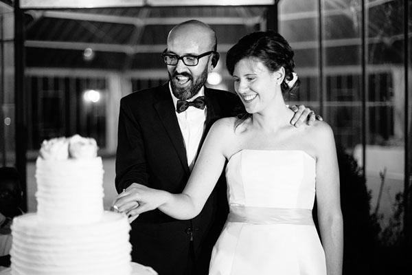 matrimonio ispirato alla cucina