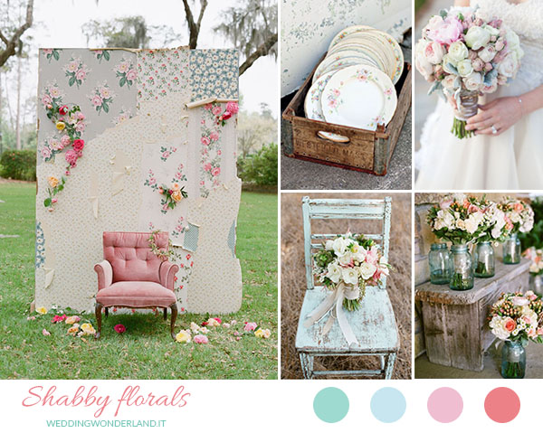 Matrimonio Country Chic Colori : Matrimonio shabby chic inspiration board