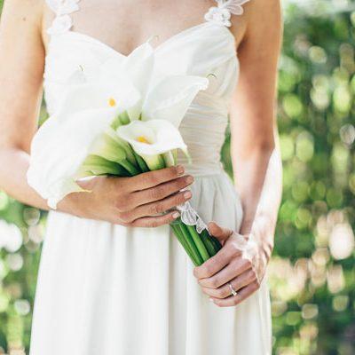 Pure white: un matrimonio in bianco