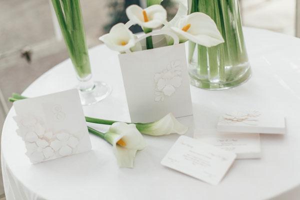 Matrimonio In Total White : Pure white un matrimonio in bianco