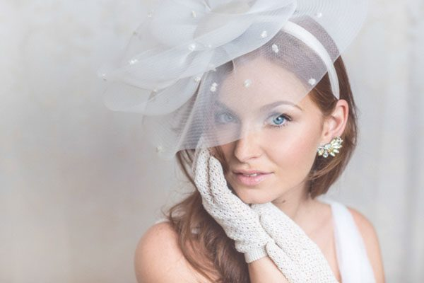 Inspiration shoot: La dalia bianca