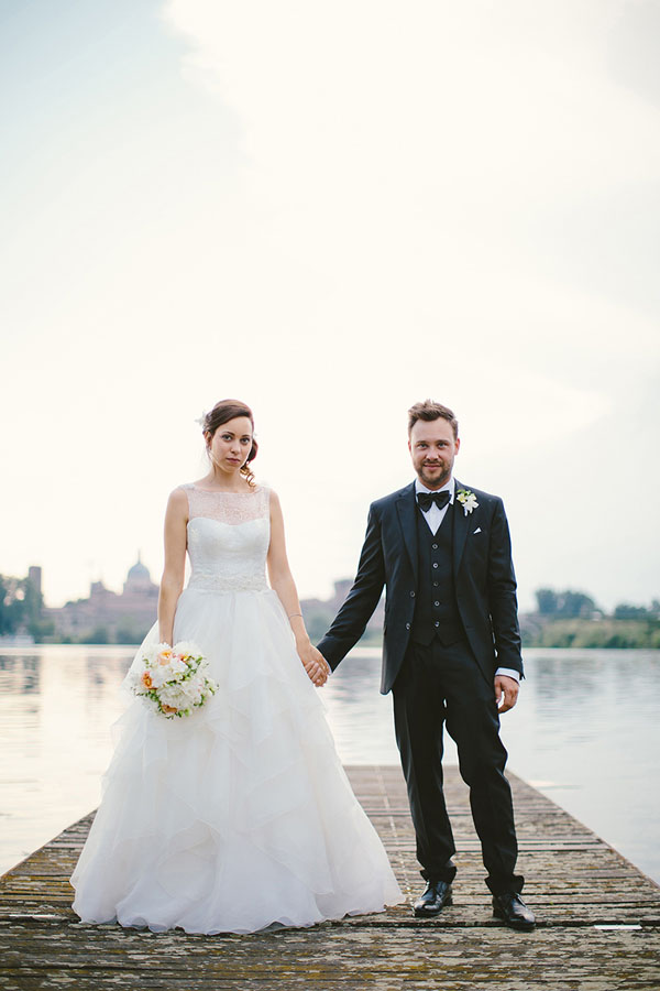 Tema Matrimonio Wonderland : Un matrimonio ispirato alle farfalle