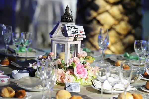 Tema Matrimonio Wonderland : Un matrimonio a tema londra