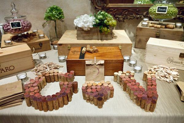 Matrimonio Tema Fotografia : Un matrimonio country chic a tema vino