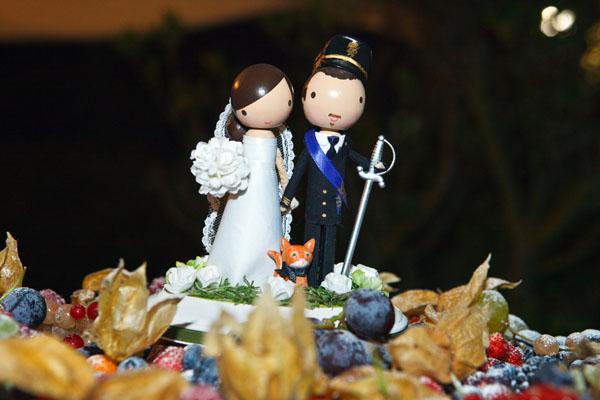 Bomboniere Matrimonio Tema Harry Potter : Un matrimonio country chic a tema vino