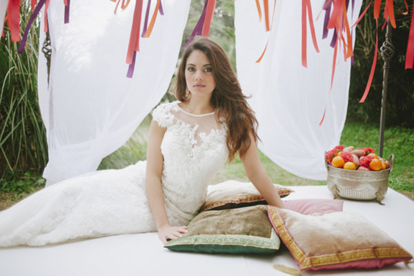 matrimonio bohemien marocchino