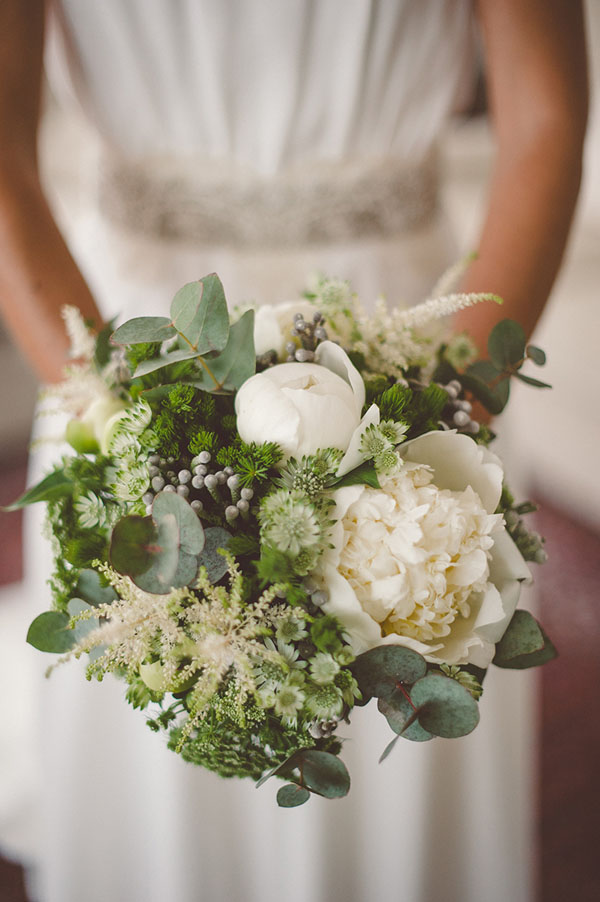 bouquet organico e green