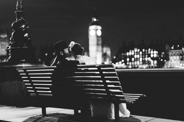 Inspiration shoot: Un matrimonio invernale a Londra