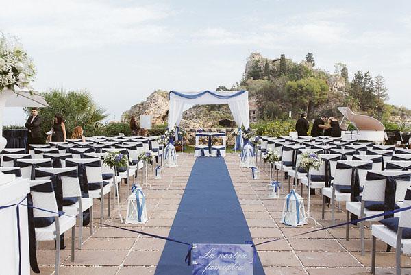 Matrimonio Spiaggia Taormina : Idee per la cerimonia all aperto