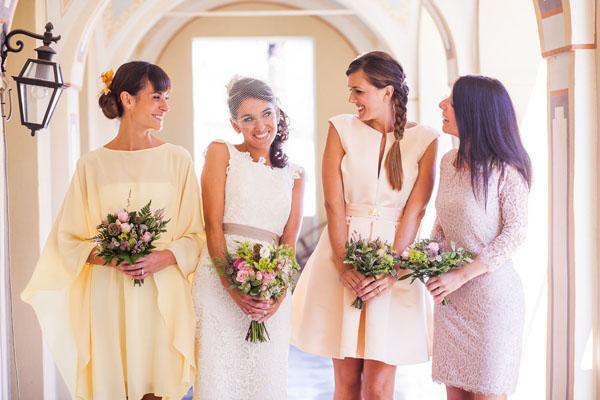 Matrimonio Shabby Chic Outfit : Un matrimonio tra vintage e shabby chic