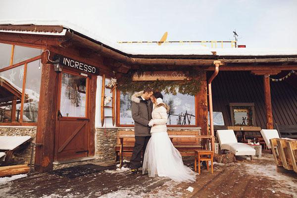 bridal session sulla neve | damn creativity-16