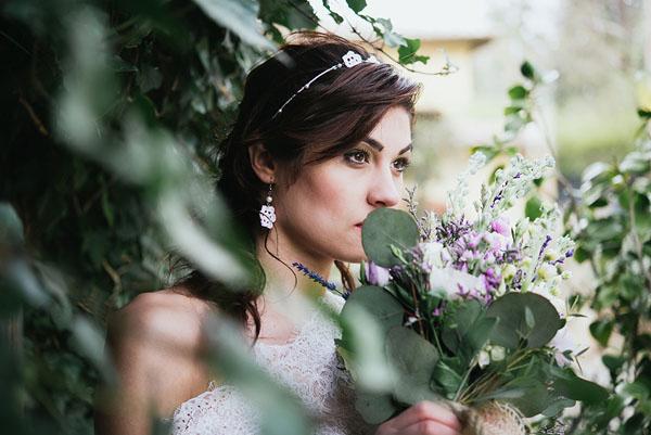 sposa bohemienne