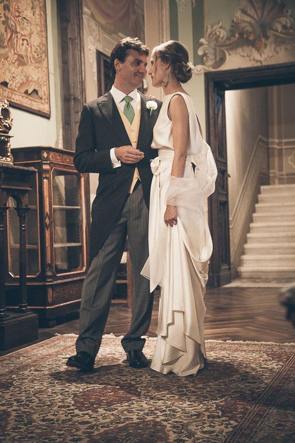 Matrimonio Country Chic Piemonte : Un matrimonio chic sul lago maggiore