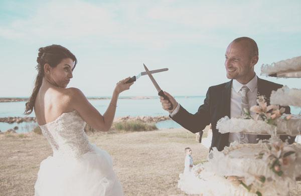 Matrimonio Spiaggia Inverno : Un matrimonio country sulla spiaggia