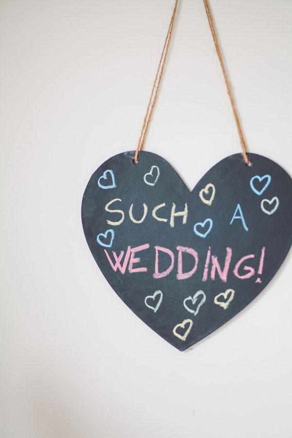 matrimonio pop colorato